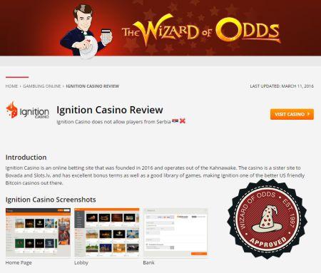 no deposit bonus ignition casino 2019