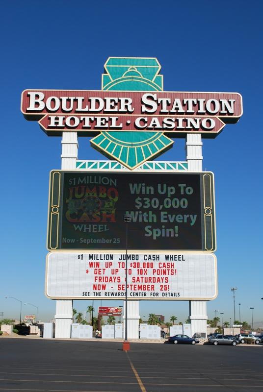 Boulder Station Hotels Wizard Of Vegas