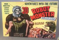 51 burger -- robot monster