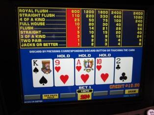 Play flush fever video poker dualit 4 slot