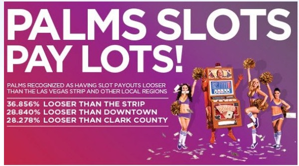 which las vegas casino has the loosest slots