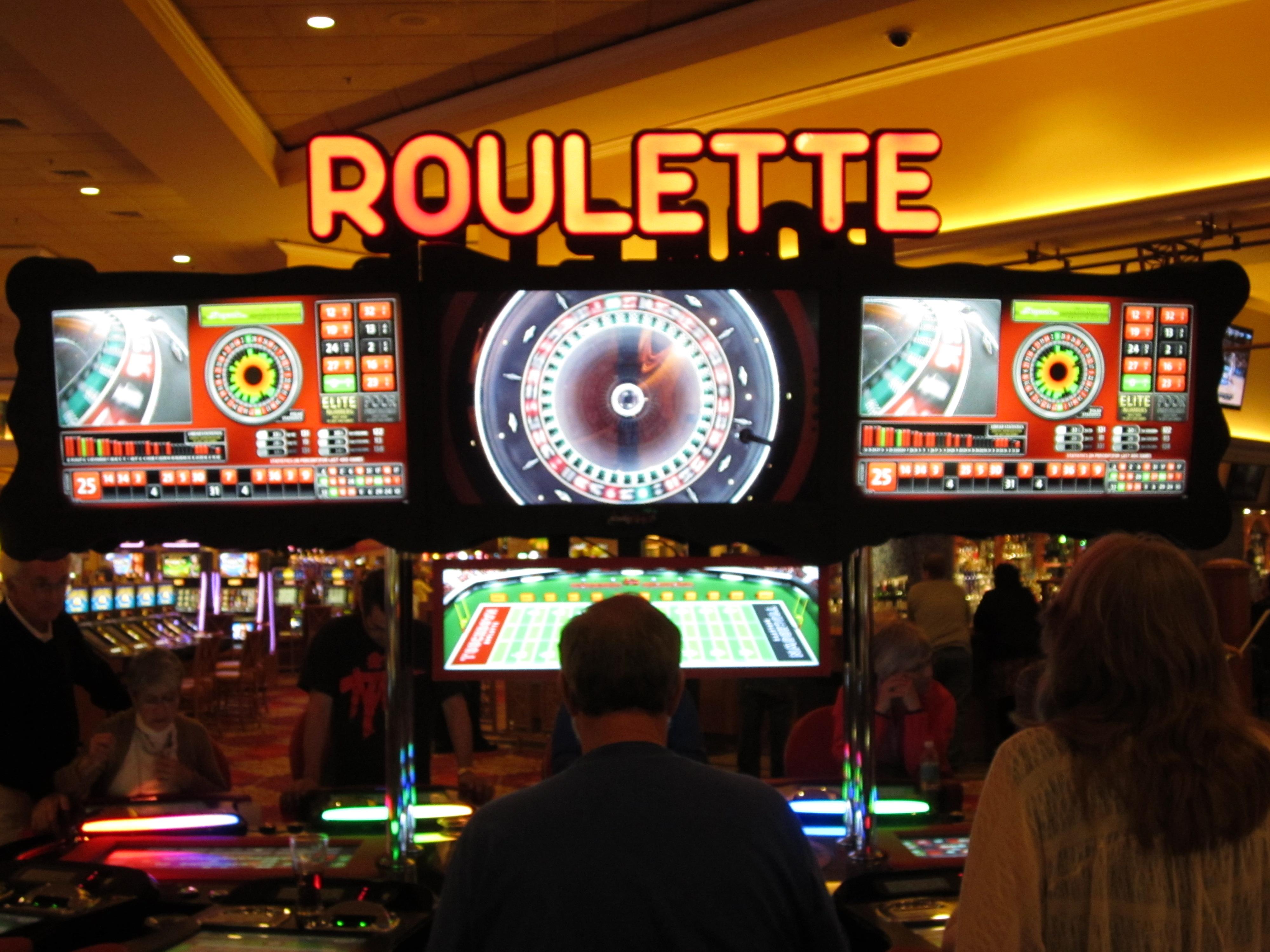 Roulette 4 Hrg 4