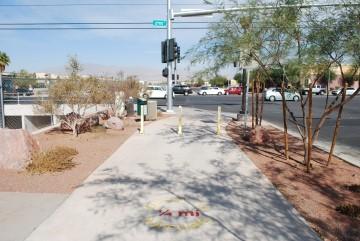 Upper Las Vegas Wash Trail - Trails - Wizard of Vegas